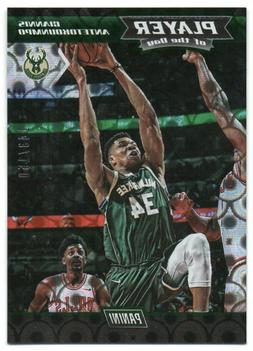 2017 18 panini player of the day