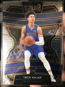 2019-20 Select Base Set Concourse #62 Isaiah Roby - Dallas M