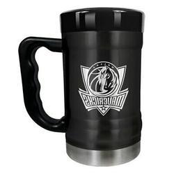 dallas mavericks 15oz stealth coach coffee mug