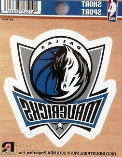 "Dallas Mavericks 3"" Vinyl Sport Die Cut Decal Bumper Sticker"