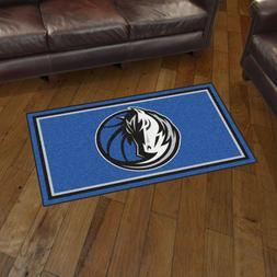 Dallas Mavericks 3' X 5' Decorative Ultra Plush Carpet Area