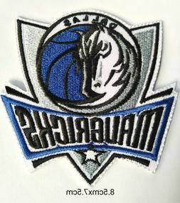 Dallas Mavericks Basketball Logo Embroidered Pat