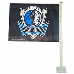 Dallas Mavericks Car Auto Window Flag