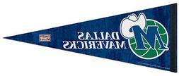 DALLAS MAVERICKS CLASSIC 1980-2001 Style Premium Felt Collec