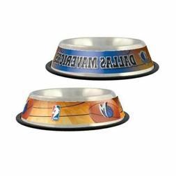 Dallas Mavericks Dog Bowl