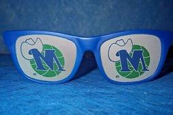 Dallas Mavericks NBA Sun Glasses Fanglasses Fan Gear Novelty