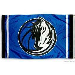 DALLAS MAVERICKS FLAG 3'X5' NBA LOGO BANNER: FAST FREE SHIPP