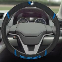 Dallas Mavericks FM Premium Embroidered Auto Steering Wheel