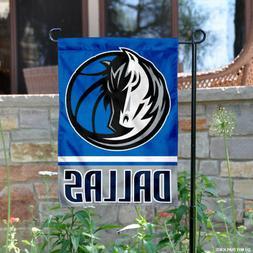 Dallas Mavericks Garden Flag and Yard Banner