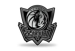 Dallas Mavericks Logo Official NBA Licensed Molded Self-Adhe
