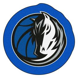 Dallas Mavericks Mascot Decorative Logo Cut Area Rug Floor M