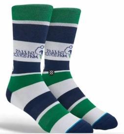 dallas mavericks mens athletic cotton crew socks