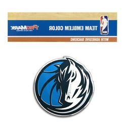 Dallas Mavericks Official NBA Auto Emblem by Team Promark 63