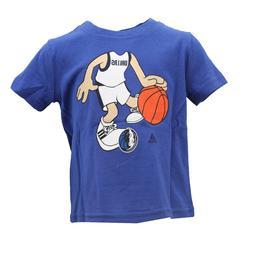 Dallas Mavericks Official NBA Adidas Apparel Baby Infant Siz