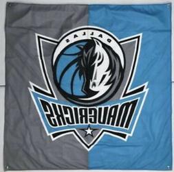 """Dallas Mavericks Pottery Barn NBA team tapestry Banner 50""""x5"""