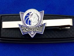 Dallas Mavericks Tie Clip Basketball Bar