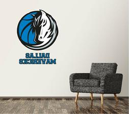 Dallas Mavericks Wall Decal Logo Basketball NBA Art Sticker