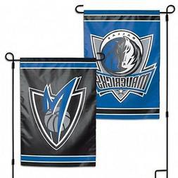 Dallas Mavericks WC Garden Flag Premium 2-Sided Outdoor Hous
