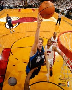 dirk nowitzki 2006 nba finals game three