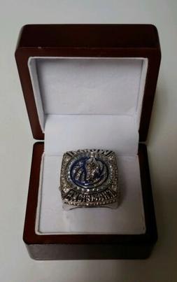 Dirk Nowitzki - 2011 Dallas Mavericks NBA Championship Ring