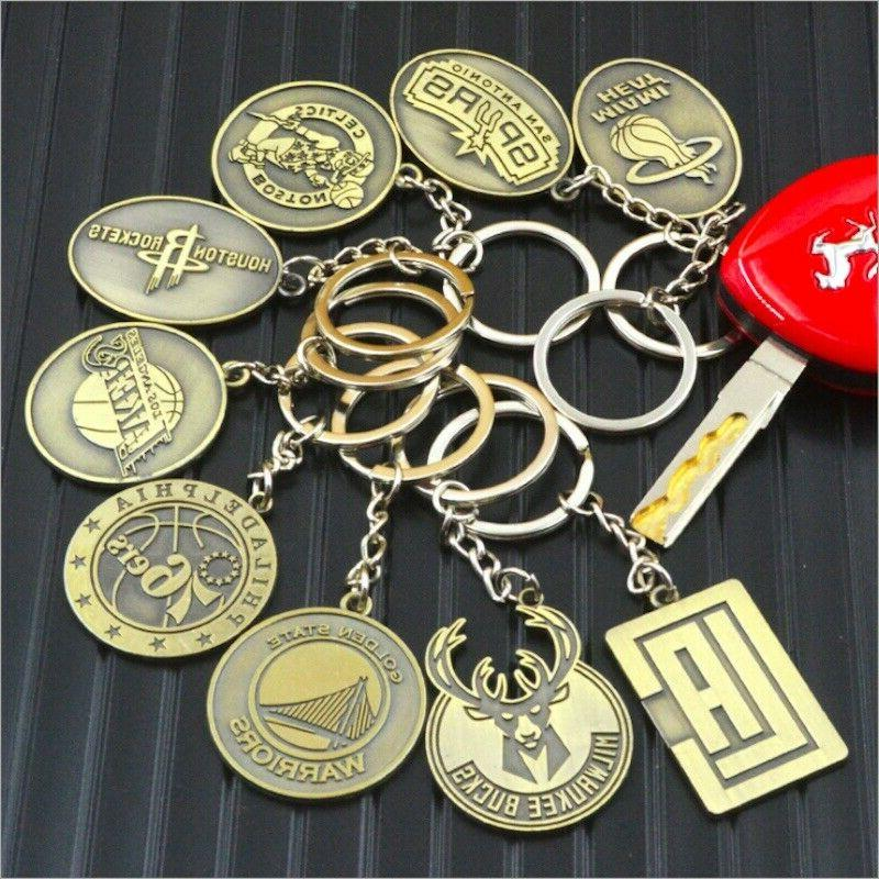 basketball sport nba team logo chain basketball