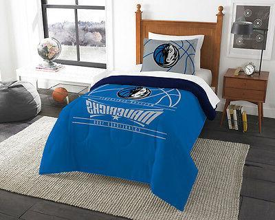 dallas mavericks 2 piece twin size comforter