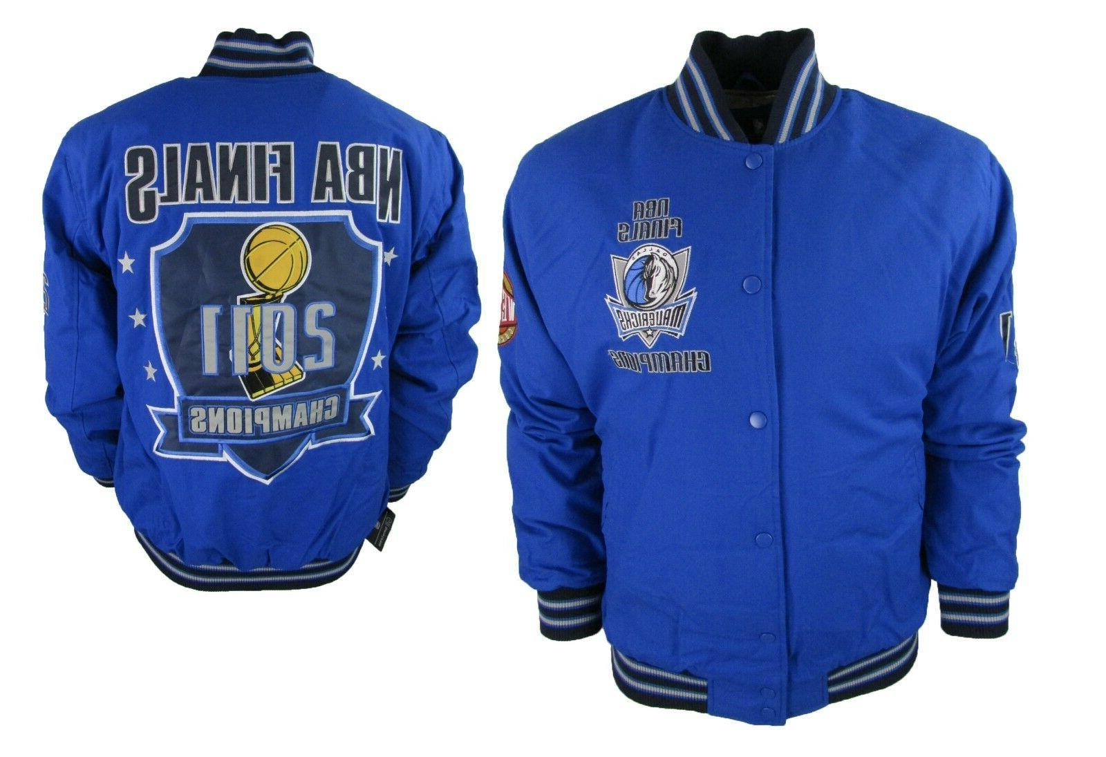 dallas mavericks embroidered jacket 2011 nba finals