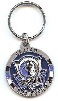Dallas Mavericks Keychain