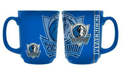 dallas mavericks mug reflective coffee cup 11oz