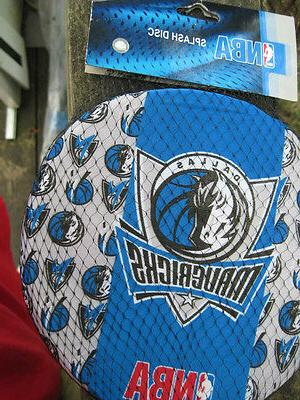 Dallas Mavericks Fabric Splash Disc Summer Frisbee