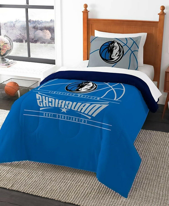 dallas mavericks nba basketball twin comforter