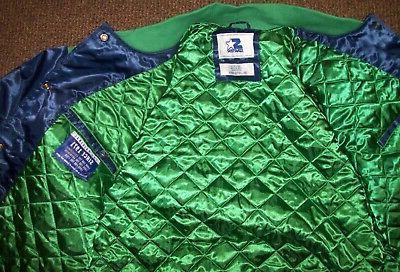 Satin Snap Jacket BLUE 6X