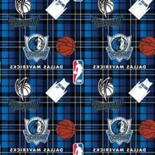 dallas mavericks plaid nba basketball sports team