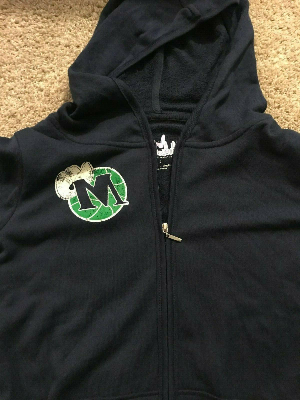 TOUCH BY DALLAS MAVERICKS WOMENS JACKET SIZE LARGE