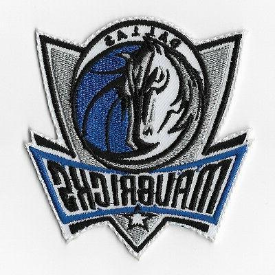 NBA Dallas Mavericks Iron on Patch