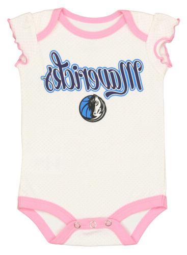 Outerstuff NBA Infants Mavericks Pack Set