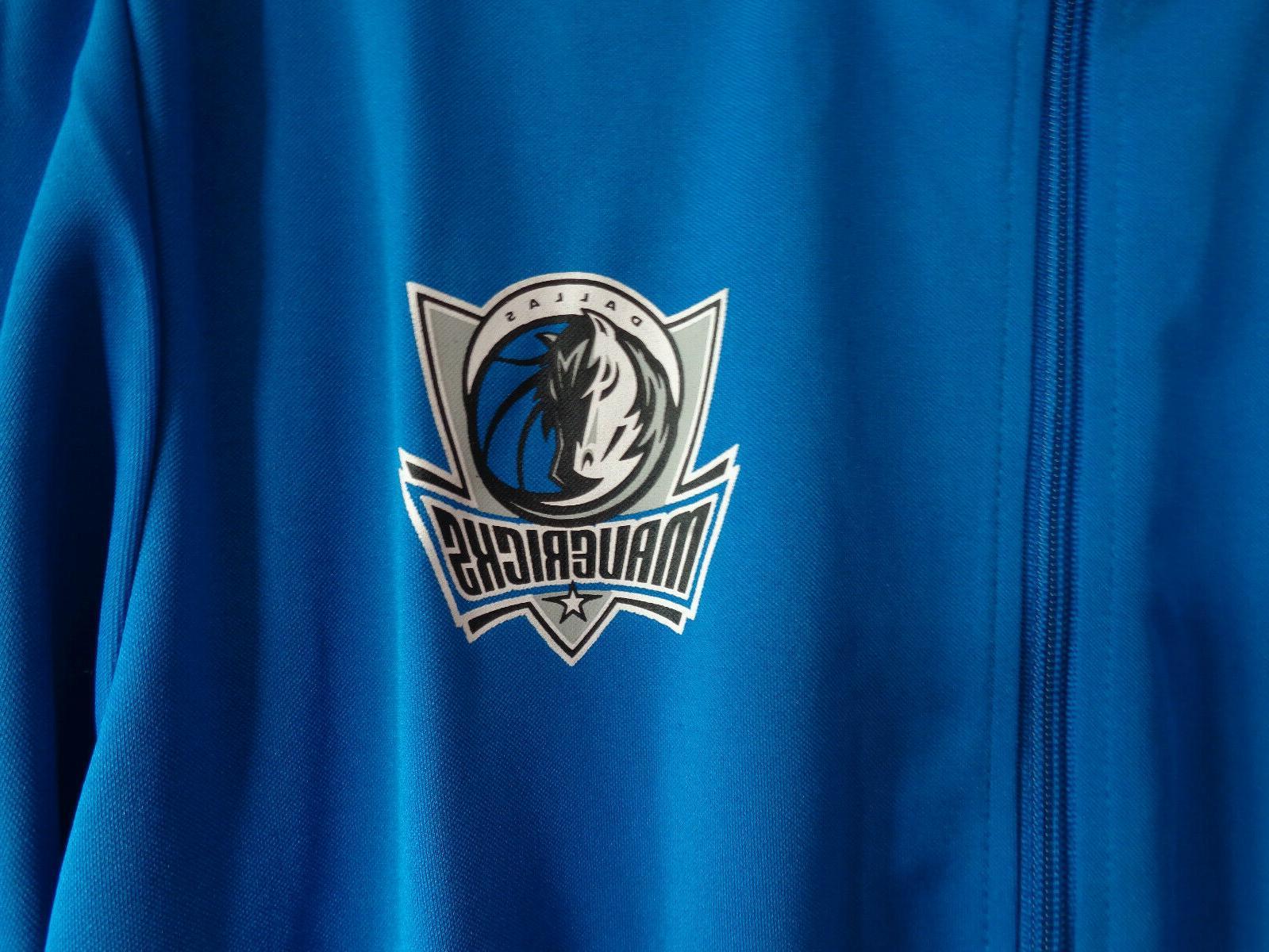 *NEW* NBA Mavericks Zipper Jacket VKM0051F,