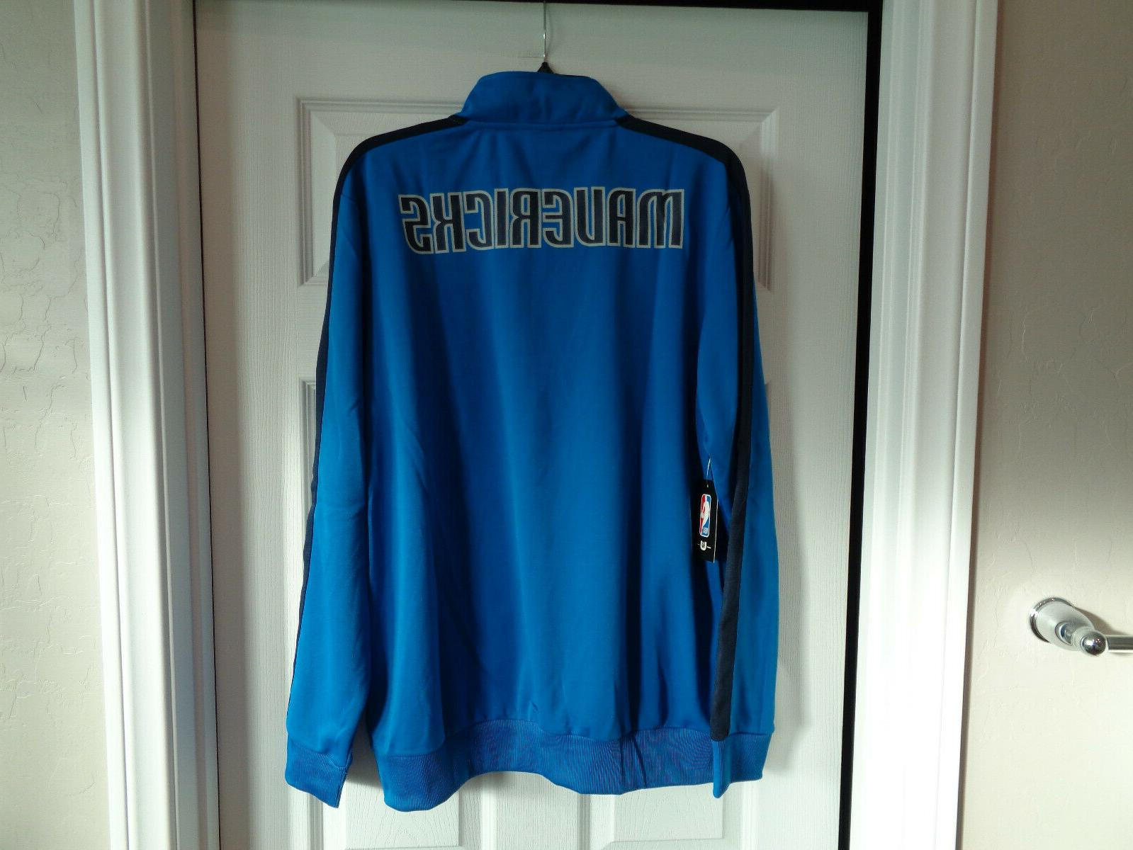 *NEW* Dallas Mavericks Zipper Jacket VKM0051F,
