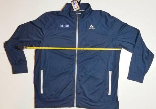 NEW NBA Jacket Coat Mens Size 2XL