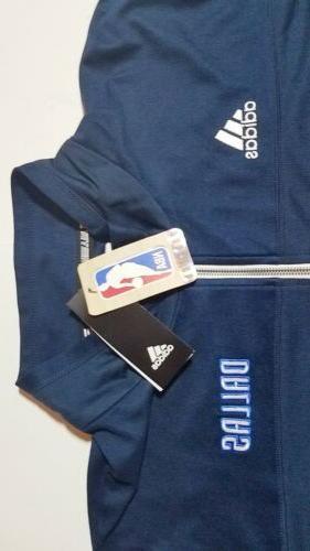 NEW ADIDAS Dallas Jacket Blue Mens Size 2XL
