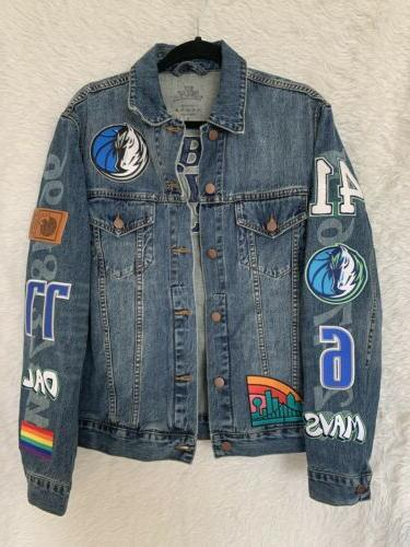 *NWT* BY WAY OF DALLAS BW19 Denim Jacket