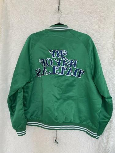 *NWT* WAY OF DALLAS x Hardwood Classic Green LARGE