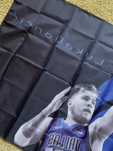 *ON Luka Doncic Custom 3x5 Flag Artwork Poster