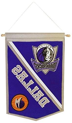 traditions team banner dallas mavericks
