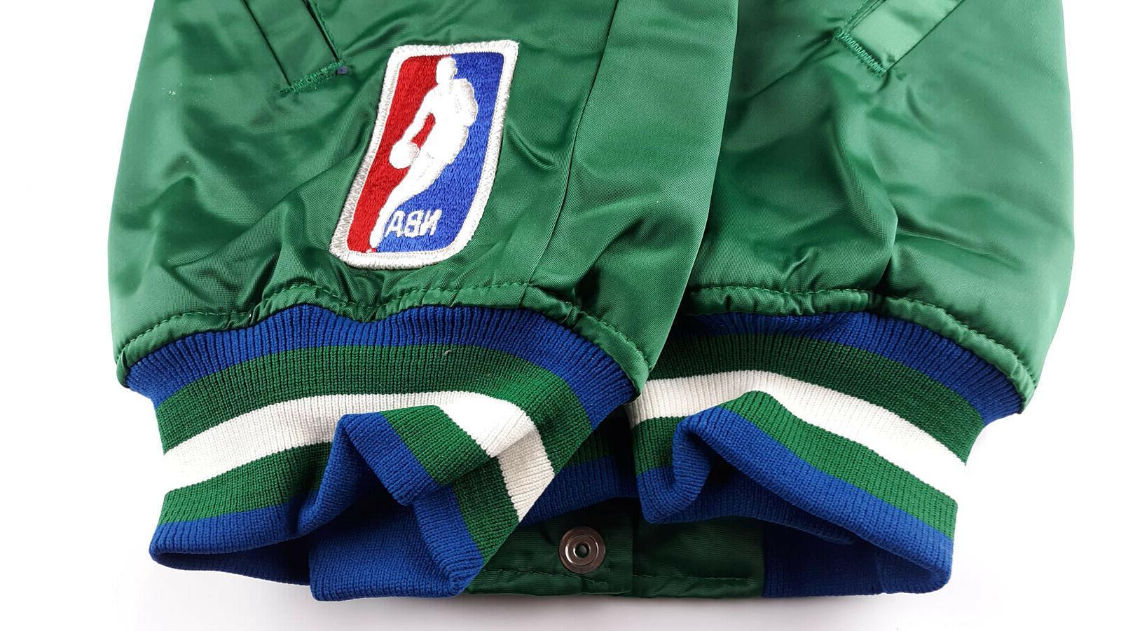 Vintage NBA Green Bag