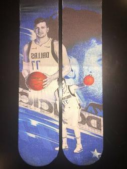 Luka Doncic Dallas Mavericks Nba Custom Sublimated Dry Fit S