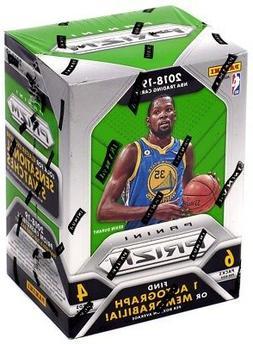 NBA 2018-19 Prizm Basketball Trading Card BLASTER Box