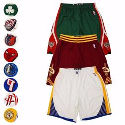 NBA Adidas Authentic On-Court Climacool Team Game Shorts Col