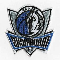 NBA Dallas Mavericks Iron on Patches Embroidered Badge Patch
