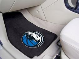 FANMATS NBA Dallas Mavericks Nylon Face Carpet Car Mat